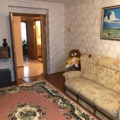 3-комн. квартира, 60 кв.м. на 6 человек, улица Сырникова, 25, Мирный, Крым - Фотография 3
