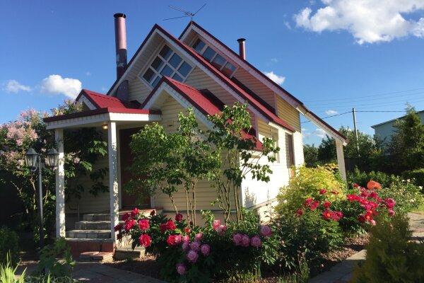 Гостевой дом с сауной и красивой беседкой, 70 кв...