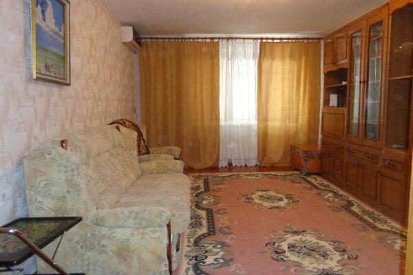 3-комн. квартира, 60 кв.м. на 6 человек, улица Сырникова, 25, Мирный, Крым - Фотография 1