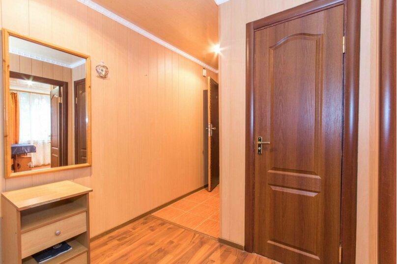 1-комн. квартира, 45 кв.м. на 3 человека, улица Гагарина, 48, Судак - Фотография 6
