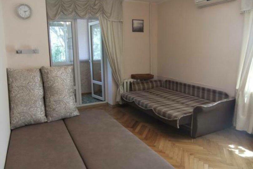 2-комн. квартира, 54 кв.м. на 5 человек, улица Космонавтов, 24, Форос - Фотография 12