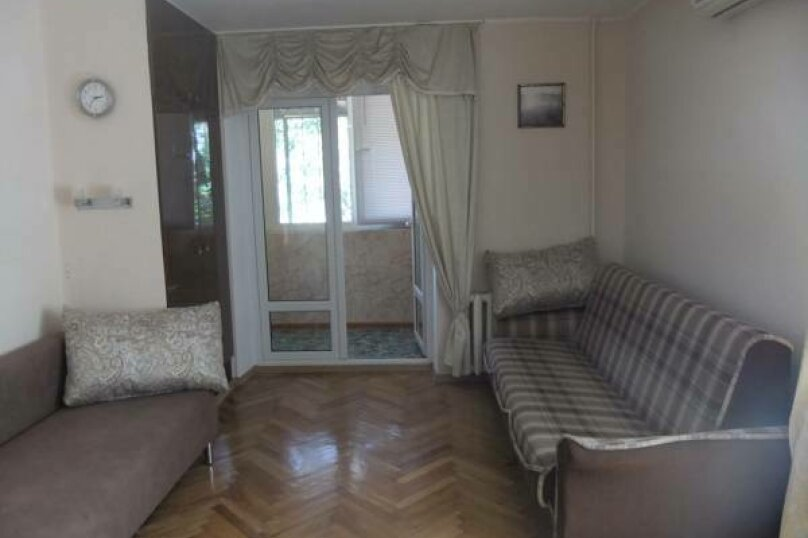 2-комн. квартира, 54 кв.м. на 5 человек, улица Космонавтов, 24, Форос - Фотография 14