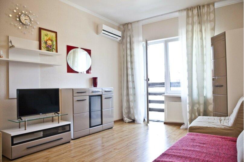 2-комн. квартира, 60 кв.м. на 6 человек, Ялтинская улица, 4к1, село Сукко - Фотография 2