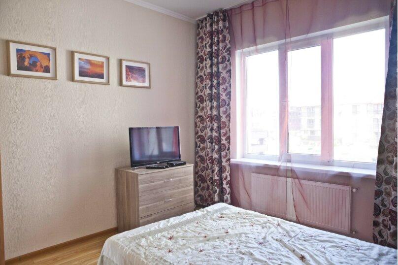2-комн. квартира, 60 кв.м. на 6 человек, Ялтинская улица, 4к1, село Сукко - Фотография 5
