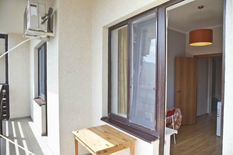 2-комн. квартира, 60 кв.м. на 6 человек, Ялтинская улица, 4к1, село Сукко - Фотография 9