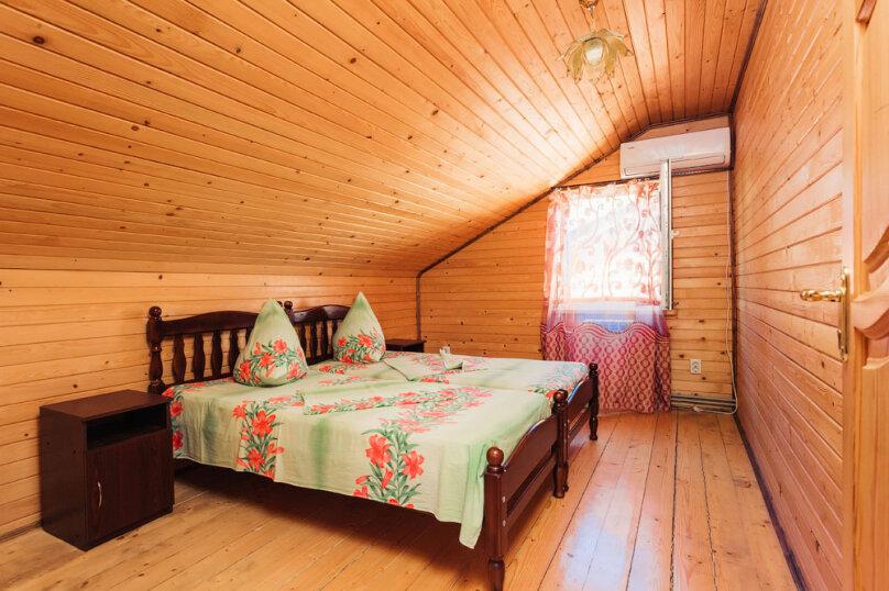 Дом, 90 кв.м. на 4 человека, 2 спальни, шоссе свободы, 15 б, Алупка - Фотография 11