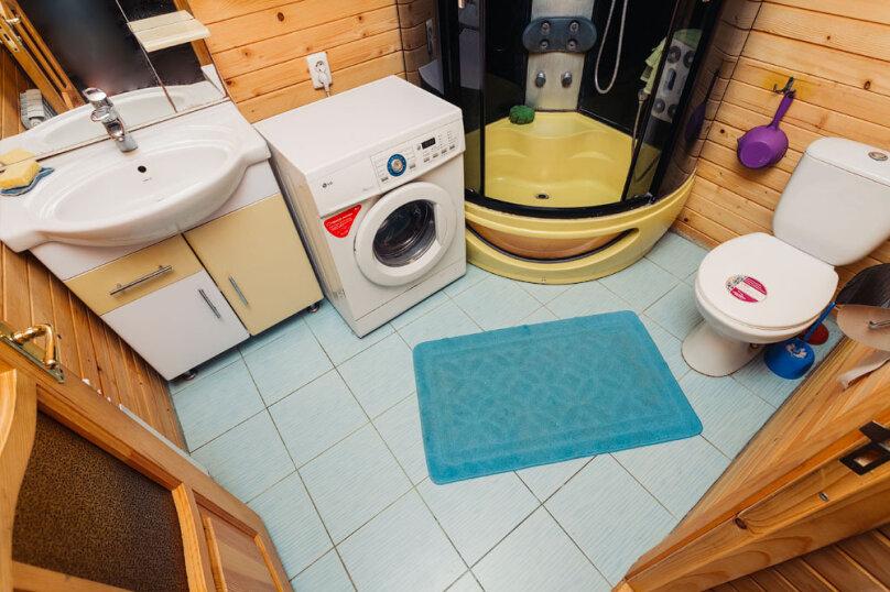 Дом, 90 кв.м. на 4 человека, 2 спальни, шоссе свободы, 15 б, Алупка - Фотография 12