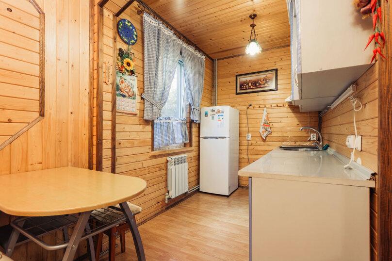 Дом, 90 кв.м. на 4 человека, 2 спальни, шоссе свободы, 15 б, Алупка - Фотография 16