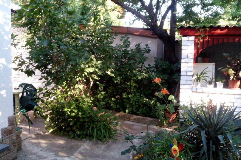Дом, 35 кв.м. на 4 человека, 2 спальни, улица Бирюзова, 43, Судак - Фотография 2
