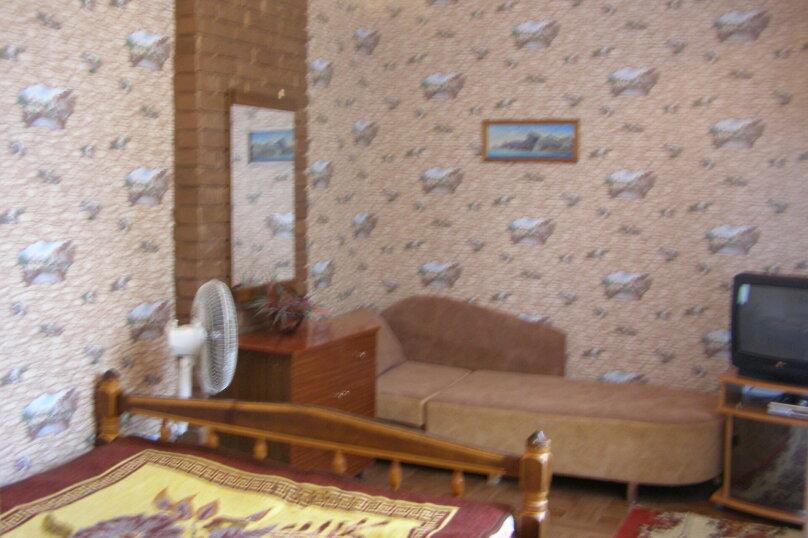 2-комн. квартира, 27 кв.м. на 4 человека, Санаторный переулок, 13, Судак - Фотография 2