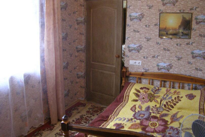2-комн. квартира, 27 кв.м. на 4 человека, Санаторный переулок, 13, Судак - Фотография 7