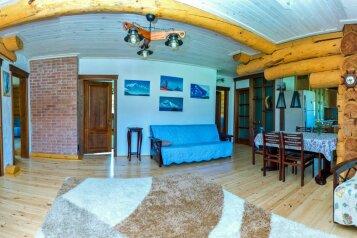 Кедровый дом, 120 кв.м. на 6 человек, 3 спальни, СНТ Заречье (Чемальский район), 3, Чемал - Фотография 1