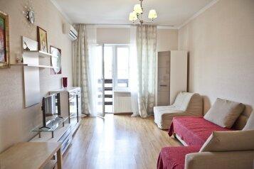 2-комн. квартира, 60 кв.м. на 6 человек, Ялтинская улица, 4к1, село Сукко - Фотография 1