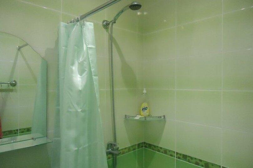 Сдам жилье в Алупке, 20 кв.м. на 3 человека, 1 спальня, улица Калинина, 32, Алупка - Фотография 11