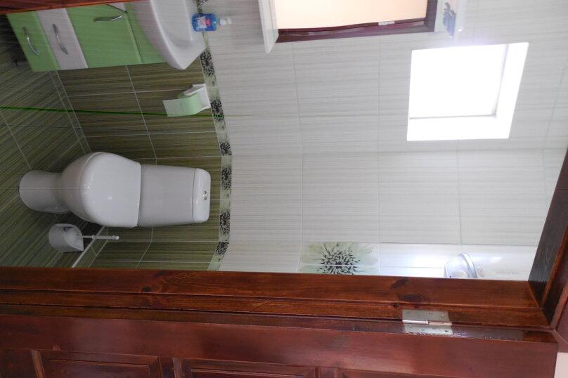 Частный дом 2x комнатный, 45 кв.м. на 4 человека, 2 спальни, Сурожская улица, 13, Судак - Фотография 10