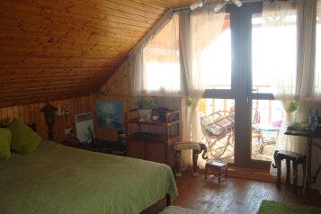 Дом с  бассейном и видом на море, 65 кв.м. на 4 человека, 1 спальня, улица Щепкина, 15, Алупка - Фотография 4