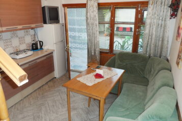 Коттедж №1 Вилла, 35 кв.м. на 4 человека, 1 спальня, Пролетарская улица, 16, Евпатория - Фотография 2