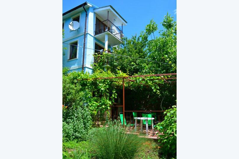 Новый трех комнатный дом вместимостью до 10человек, 150 кв.м. на 10 человек, 3 спальни, Кореизское шоссе, 12б, Мисхор - Фотография 20