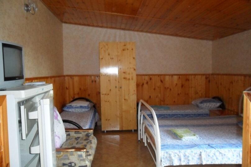 комната на 4х человек стандарт, Трудящихся, 13, Анапа - Фотография 1