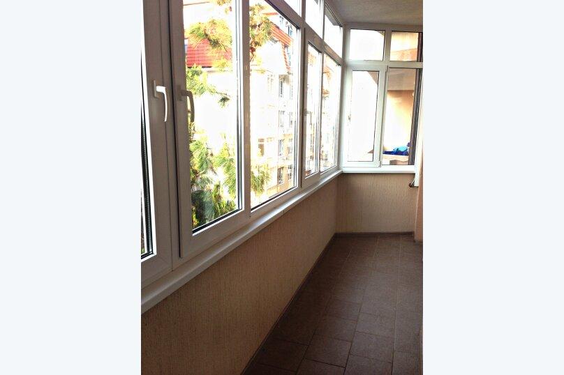 1-комн. квартира, 42 кв.м. на 5 человек, улица Островского, 67Г, Геленджик - Фотография 8