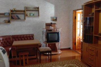 Дом, 48 кв.м. на 5 человек, 2 спальни, Больничный переулок, 17, поселок Орджоникидзе, Феодосия - Фотография 1