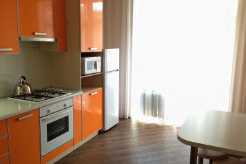 2-комн. квартира, 53 кв.м. на 6 человек, улица Островского, Геленджик - Фотография 1