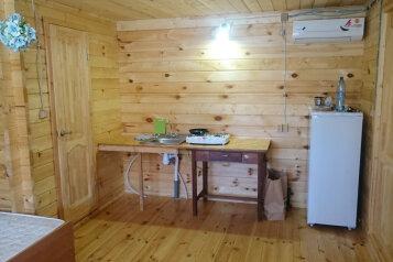 Уютный домик у моря, 20 кв.м. на 4 человека, 1 спальня, Лиманная, Пересыпь - Фотография 3