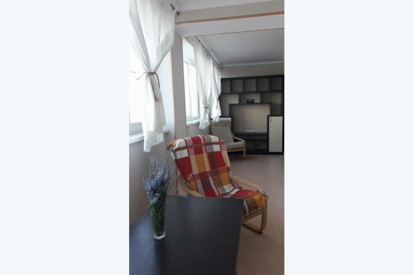 "2-комн. квартира, 60 кв.м. на 4 человека, Судакское шоссе, Эллинги ""Дельфин"", Алушта - Фотография 11"