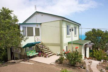 Гостевой дом в тихой зелёной зоне в 7 минутах ходьбы от моря, Космонавтов, 37-А на 4 номера - Фотография 1