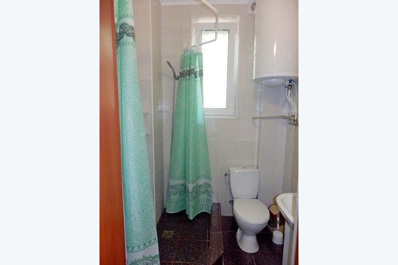"""Гостевой дом """"Крокус"""", Парковый спуск, 32б на 3 комнаты - Фотография 16"""