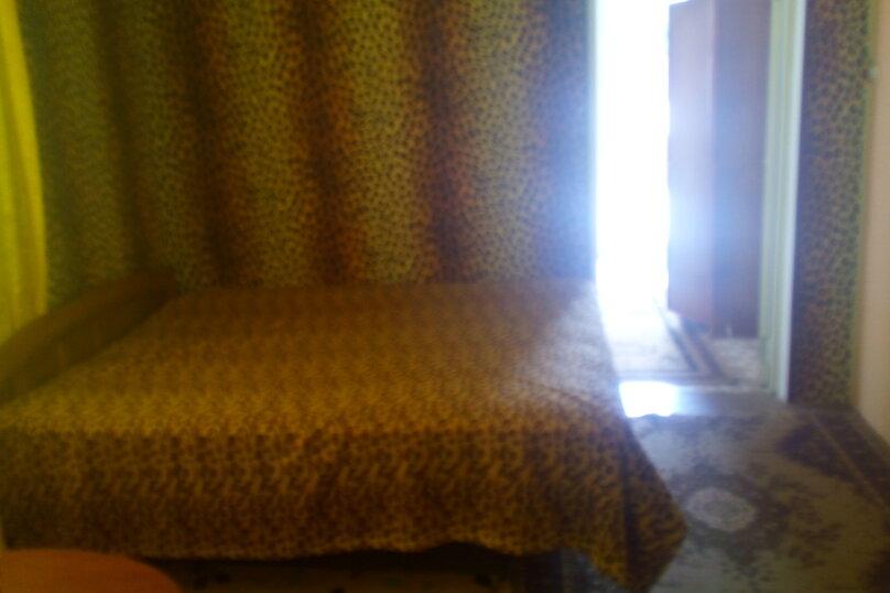 Леопардовый двухкомнатный номер, улица Ленина, 9, Морское - Фотография 1
