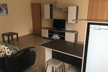 3-комн. квартира, 54 кв.м. на 5 человек, улица Комарова, Туймазы - Фотография 1