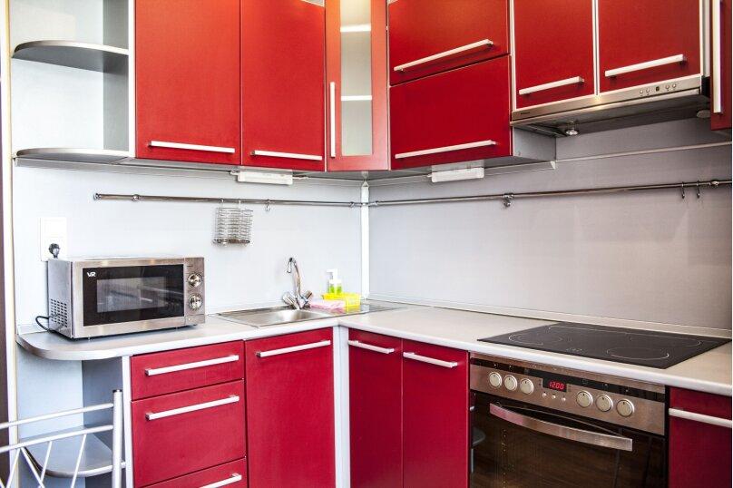 1-комн. квартира, 40 кв.м. на 4 человека, улица Варламова, 29, Петрозаводск - Фотография 3