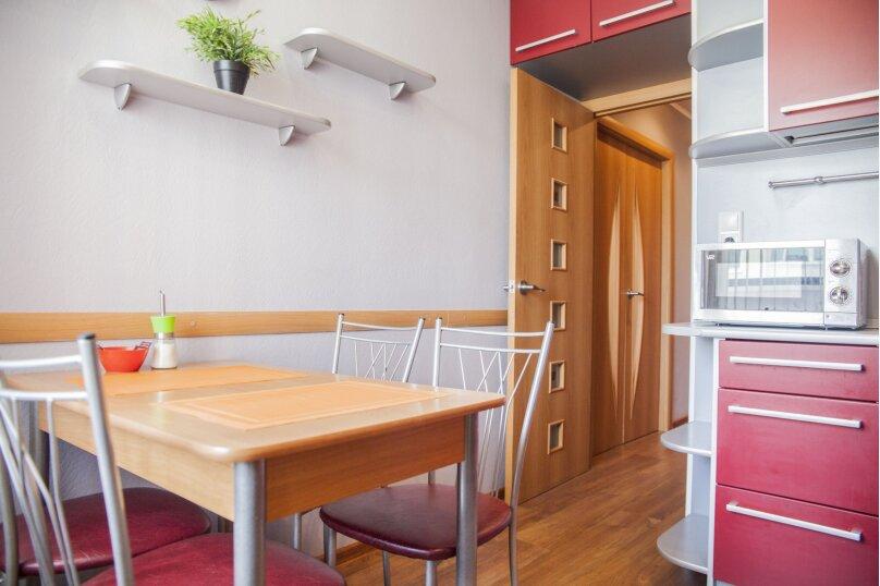 1-комн. квартира, 40 кв.м. на 4 человека, улица Варламова, 29, Петрозаводск - Фотография 6