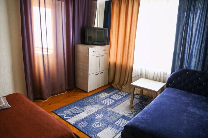 1-комн. квартира, 38 кв.м. на 3 человека, Ботанический проезд, 15, Ставрополь - Фотография 2