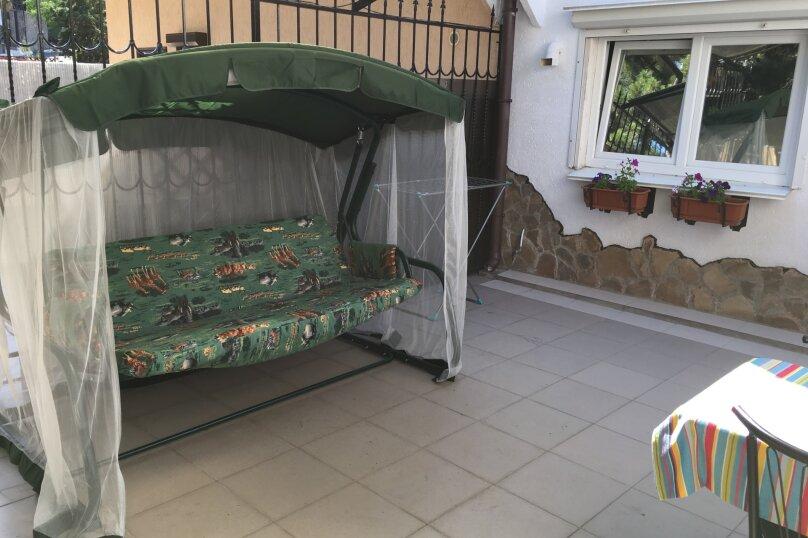 Апартаменты с бильярдом, 4 спальни, 180 кв.м. на 8 человек, 4 спальни, улица Терлецкого, 3, Форос - Фотография 4