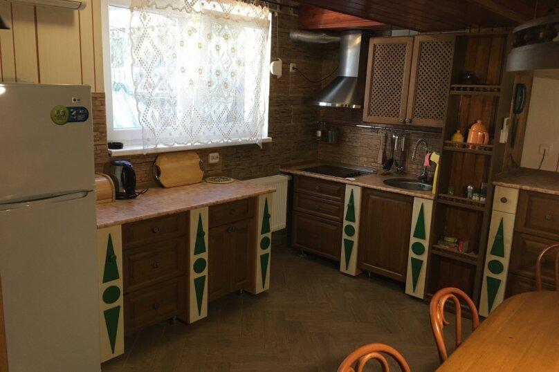 Апартаменты с бильярдом, 4 спальни, 180 кв.м. на 8 человек, 4 спальни, улица Терлецкого, 3, Форос - Фотография 16