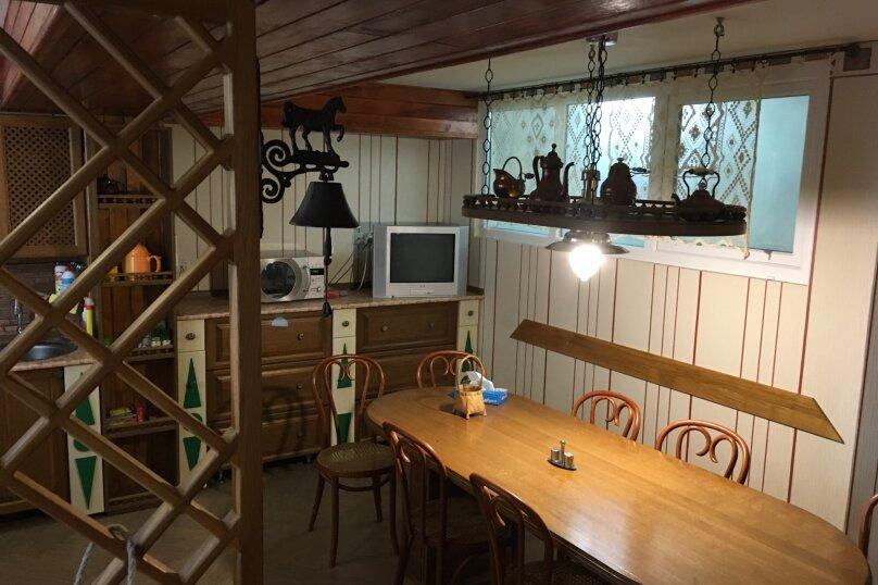 Апартаменты с бильярдом, 4 спальни, 180 кв.м. на 8 человек, 4 спальни, улица Терлецкого, 3, Форос - Фотография 17