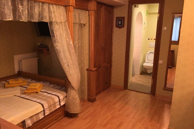 Апартаменты с бильярдом, 4 спальни, 180 кв.м. на 8 человек, 4 спальни, улица Терлецкого, 3, Форос - Фотография 20