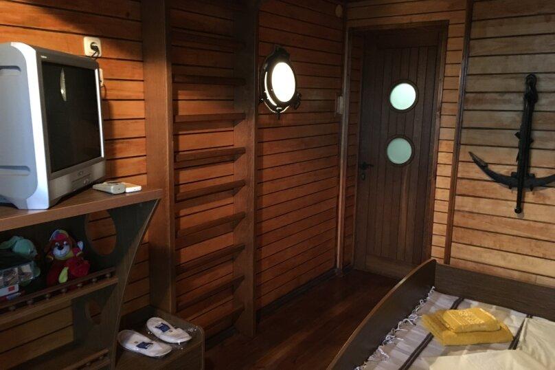 Апартаменты с бильярдом, 4 спальни, 180 кв.м. на 8 человек, 4 спальни, улица Терлецкого, 3, Форос - Фотография 34