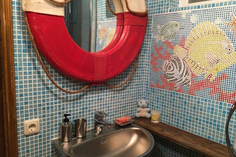 Апартаменты с бильярдом, 4 спальни, 180 кв.м. на 8 человек, 4 спальни, улица Терлецкого, 3, Форос - Фотография 36