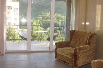 3-комн. квартира, 105 кв.м. на 5 человек, Нагорная улица, 10, Алушта - Фотография 3