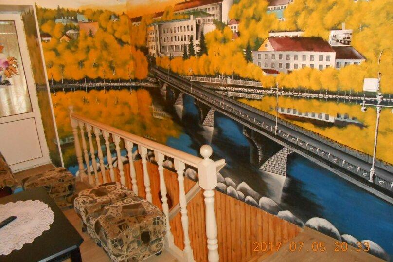 Дом а Сортавала , 120 кв.м. на 10 человек, 3 спальни, Южный переулок, 29, Сортавала - Фотография 11
