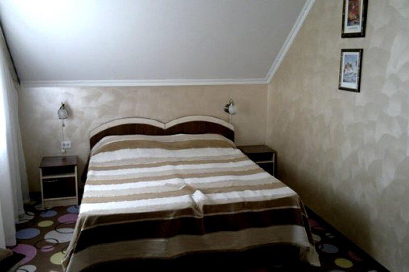 Номер двухместный + 1 доп. место, Набережная улица, 16В, Алушта - Фотография 1