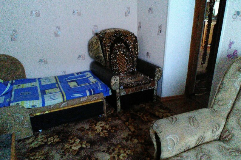 Дом, 35 кв.м. на 4 человека, 2 спальни, улица Бирюзова, 43, Судак - Фотография 10