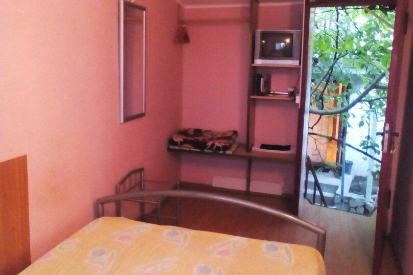 Домик на двоих с wi-fi и двориком, 20 кв.м. на 2 человека, 1 спальня, Предгорный переулок, 3, Мисхор - Фотография 3