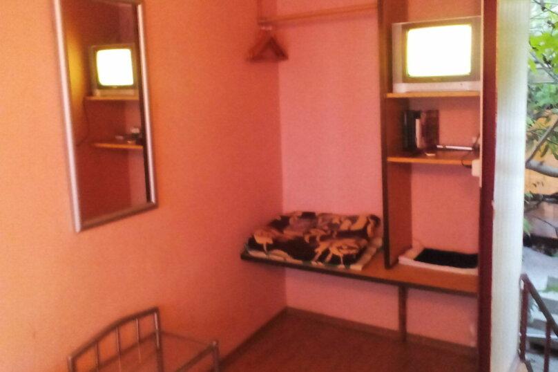 Домик на двоих с wi-fi и двориком, 20 кв.м. на 2 человека, 1 спальня, Предгорный переулок, 3, Мисхор - Фотография 5