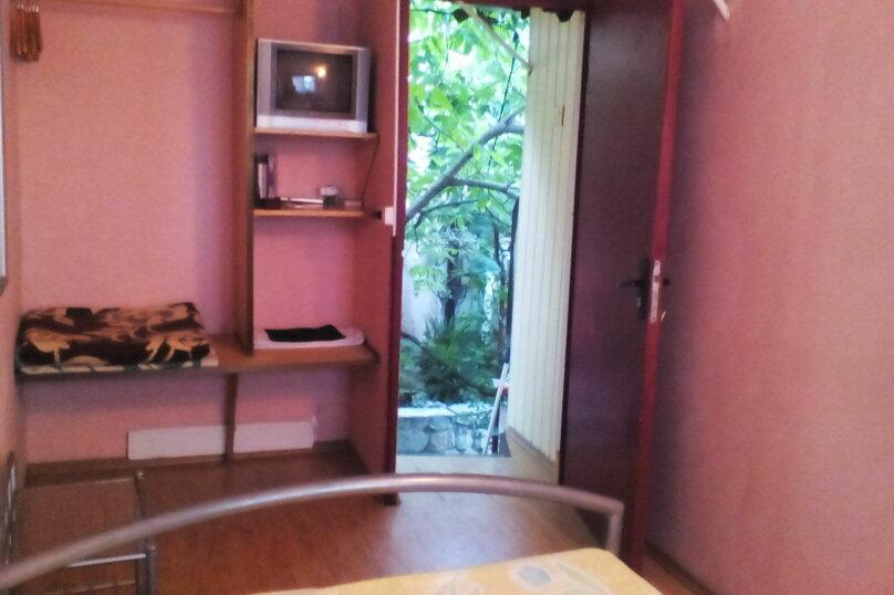 Домик на двоих с wi-fi и двориком, 20 кв.м. на 2 человека, 1 спальня, Предгорный переулок, 3, Мисхор - Фотография 6