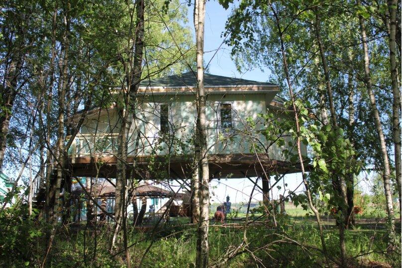 """Гостевой дом """"Дом на дереве"""", д.Петрово, 1 на 2 комнаты - Фотография 3"""