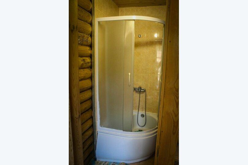 Дома для отдыха, 50 кв.м. на 4 человека, 1 спальня, Сурикова, 14 а, Алупка - Фотография 20